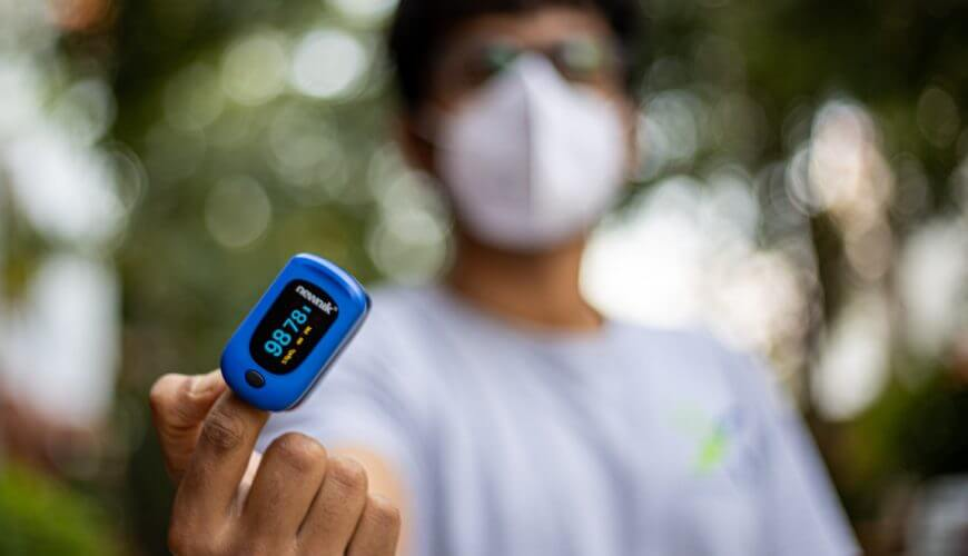 Everything you need to know about the Pulse Oximeter device